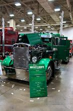 Photo: The Great American Trucking Show 2012. Dallas, Texas.