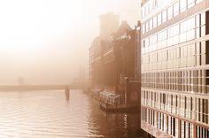 Silodam, Westerdok, Amsterdam. Lovely light!