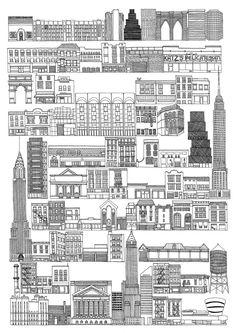 Your City or Mine: New York City, New York / by Sahar Ghanbari