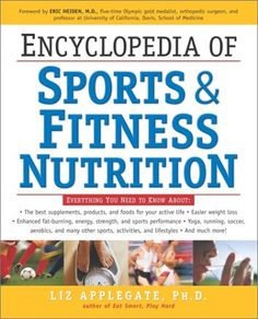 Encyclopedia of Sports and Fitness Nutrition $14.09