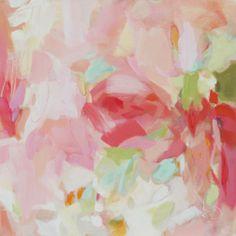 The Pink Pagoda: Pink Christina Baker Paintings