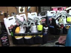 THE BEST TOOL BAG FOR AUTO DETAILING! - YouTube Best Tool Bag, Auto Detailing, Vehicle, Good Things, Tools, Youtube, Bags, Handbags, Instruments