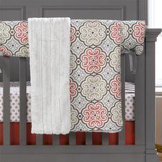 Garden Gate Baby Blanket