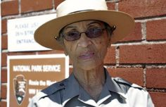 Betty Soskin is a National Park Service ranger at Rosie the Riveter/World War II Home Front National Historical Park in Richmond, California. At age 92 she is the country's oldest full-time national park ranger. Follow the link to read her story.