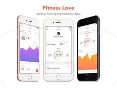 Fitness Love – Workout Training and Healthcare Apps