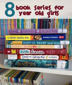 Good Books: 8-9 year old girls