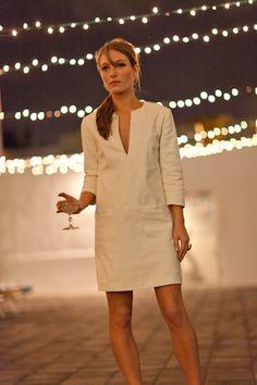 perfect little shift dress