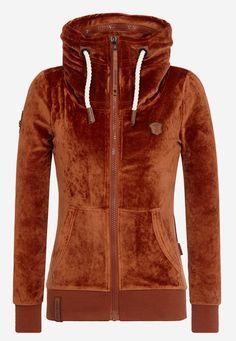 naketano Female Zipped Jacket 'Monsterbumserin Mack IV'