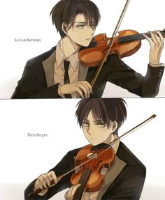 I PLAY THE VIOLA LIKE HELL YEA! (They are playing violins tho)