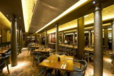 A truly sensational bar and grill - and winner of our 2011 Best Restaurant award - serves up arguably the best steak in London. Book here: http://www.timeout.com/london/restaurants/hawksmoor-seven-dials