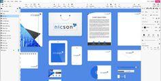 Gravit, la fantástica plataforma de diseño vectorial online, presenta nueva versión