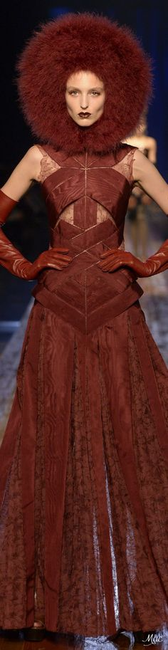 Fall 2016 Haute Couture - Jean Paul Gaultier