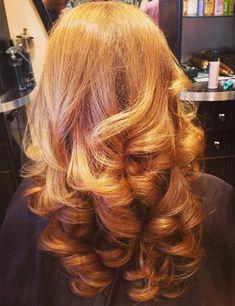 Layered Hair 2014-2015