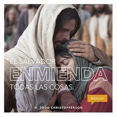 """""""El salvador enmienda todas las cosas."""" #ElderChristofferson #SUDespanol"""