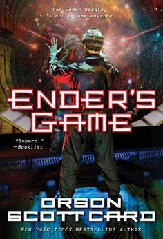 Ender's Game by Orson Scott Card (click image for review)