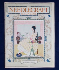 September 1926 Needlecraft Magazine