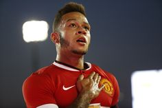 Man United's Memphis Depay reacts to the impending arrival of Jose Mourinho -                       Depay has struggled for form under Louis van Gaal this season. (Picture: Getty)    Manchester United winger Memphis Depay has w...