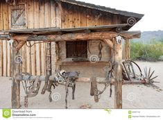 Stables, Wild West, Buildings, American Frontier, Horse Barns, Horse Stables