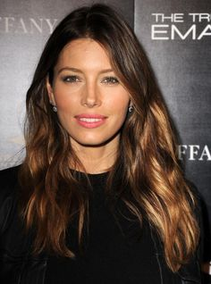 """Are Your Hair and Makeup Aging You?: Highlights and a lighter hair color can take off years from your look. This coloring is a particular trend, called """"bronde."""""""