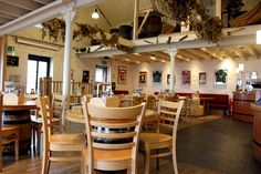 Learn all about the Brewery by taking the tour then sit down in Hicks Bar, taste the beers and enjoy a good meal
