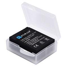 [$0.26] PULUZ Hard Plastic Transparent Battery Storage Box for GoPro HERO3+ /3 Battery AHDBT-301/201