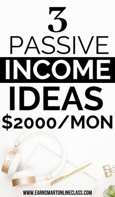 17 Passive Income Ideas You Can Start TodayNeed passive income ideas to make you money while sleep? And that's why I've researched these 17 money-making ideas that can generate passive . Online Surveys For Money, Earn Money From Home, Make Money Fast, Earn Money Online, Way To Make Money, Work From Home Careers, Online Jobs From Home, Work From Home Tips, Income Streams