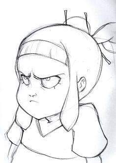 * Expression de enfada *