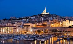 Top 10 restaurants in Marseille - good food and this view?? I'm in!