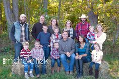 large group photo ideas | ... blue western wear! It was perfect for the location and the group size
