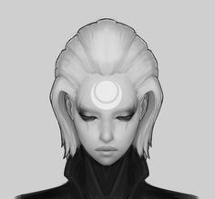 Diana - http://www.reddit.com/r/leagueoflegends/comments/1jnrmz/thought_id_share_a_quick_leonadiana_sketch/