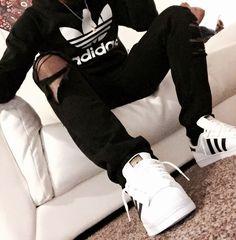 Sudadera adidas Originals Trefoil Hoodie