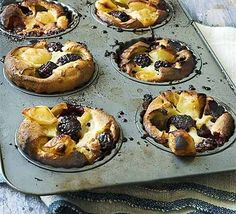 Make your Yorkies a sweet treat with this tasty variation, perfect to end a mammoth Sunday roast