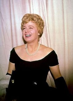 """Academy Awards: 32nd Annual,"" Shelley Winters.  1960."