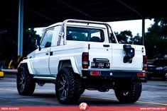 Eddhie Lee: 1986 Toyota BJ40