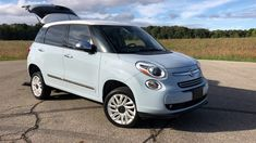 62885b09d5 2015 Fiat 500L Wheelchair Accessible Car Freedom Motors USA Leather NAV ...  Fiat 500l