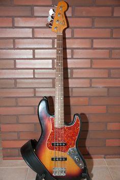 Fender Jazz Bass '62 US vintage