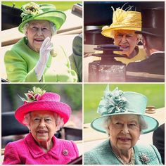 What colour will Her Majesty The Queen's outfit will be on day five? #LikeNowhereElse #RoyalAscot #AscotRacecourse #Ascot #Horseracing #Racing #Fashion #Finedining #RoyalFamily #Royalty #TheQueen #horses #Pageantry via ✨ @padgram ✨(http://dl.padgram.com)