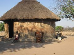 Zimbabwe i remember when i stayed in one of those can't wait to go back i loved the experience
