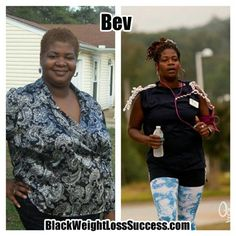 Bev lost 79 pounds and is now a Zumba instructor.  In 2 years, this proud mom of three has gone from a size 26 to a size 8.