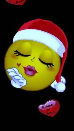 Funny Emoji Faces, Emoticon Faces, Funny Emoticons, Smileys, Love Smiley, Emoji Love, Good Night Wishes, Good Night Quotes, Emoji Feliz