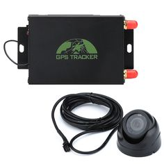 Vehicle Tracker with GPS/GSM/GPRS has remote functions available from your phone, tablet or web server you will always be in control