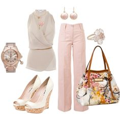 Cant afford those expensive designer bags? Check here!  Neutrals, created by johnna-cameron on Polyvore