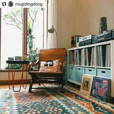 """8 Likes, 1 Comments - The Artistic Boundaries Co. (@artisticboundaries) on Instagram: """"On the flip side of the first room posted. Listen and chill... Could you do that here? Would you do…"""""""