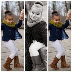 fashionable girl winter clothes - Google Search