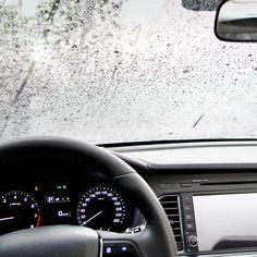 I love a drive on a rainy day to high heaven - 비 오는 날 즐기는 이색 드라이브! - #goforadrive #rainydays #dating #withyou #drive #carinstagram #car #SONATA #Hyundai