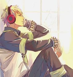 Did you mix Prussia from hetalia and Noiz from DRAMAtical murder(s)! Manga Anime, Got Anime, Hot Anime Guys, Manga Boy, I Love Anime, Awesome Anime, Male Character, Fantasy Character, Anime Style