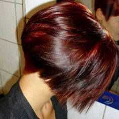 Red hair color.@nothingbutpixies | #pixiestyle , #pixiecut , #pixie, #redhead , | Webstagram - the best Instagram viewer