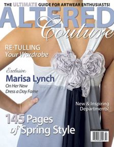 Altered Couture features embellished and personalized artwear and accessories for all occasions.