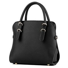 ZhouTai Simple Fashion Shoulder Messenger Bag PU For Women(1) -- You can get more details by clicking on the image.