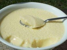 Баварский крем-десерт ( диета Дюкан)